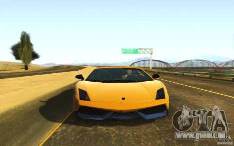 SA Illusion-S V2.0 pour GTA San Andreas troisième écran
