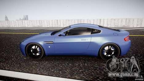 Aston Martin V8 Vantage V1.0 pour GTA 4 est une gauche