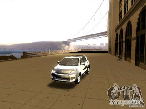 Scion xD pour GTA San Andreas