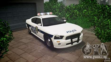 FIB Buffalo NYPD Police pour GTA 4