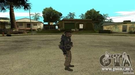 Soap für GTA San Andreas dritten Screenshot
