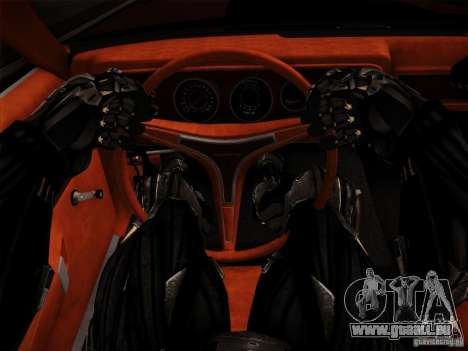 Crysis 2 Nano-Suit HD für GTA San Andreas her Screenshot