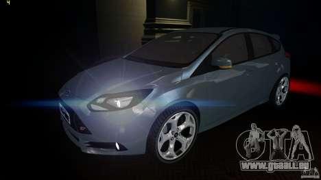 Ford Focus 3 ST pour GTA 4