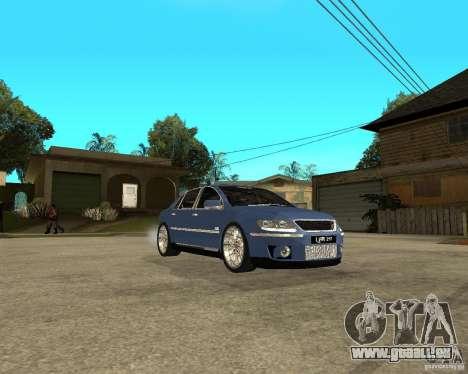Volkswagen Phaeton für GTA San Andreas rechten Ansicht