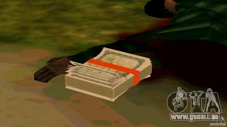 Actions de MMM v2 pour GTA San Andreas deuxième écran