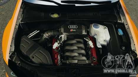 Audi RS4 EmreAKIN Edition pour GTA 4 est un côté