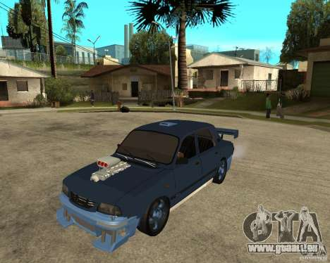 Dacia 1310 tuning pour GTA San Andreas