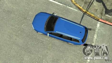 Audi S4 Avant pour GTA 4 est un droit