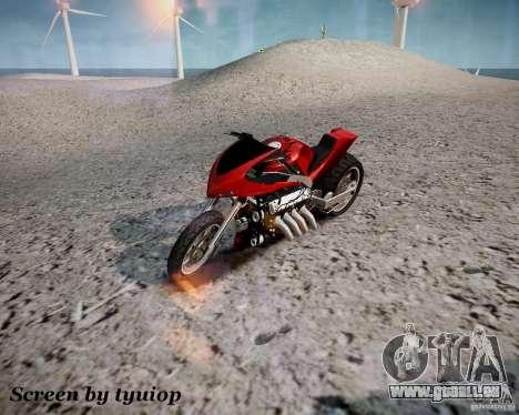 Drag Bike für GTA 4