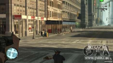 Contagium v1.2b für GTA 4 achten Screenshot
