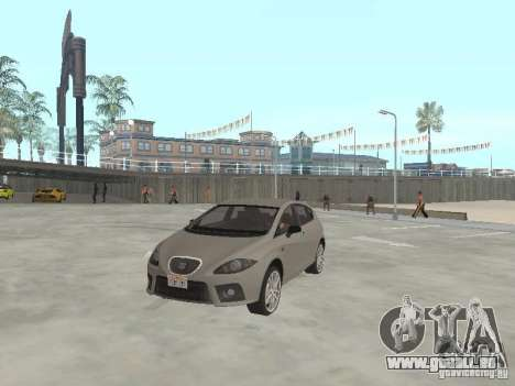 Seat Leon Cupra für GTA San Andreas
