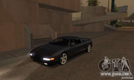 New Infernus pour GTA San Andreas