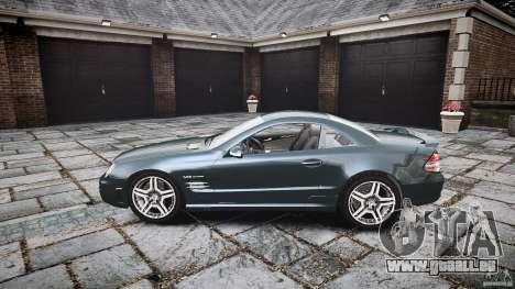 Mercedes Benz SL65 AMG V1.1 pour GTA 4 est une gauche