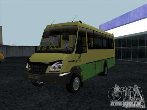Golaz 3207 pour GTA San Andreas