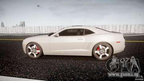 Chevrolet Camaro pour GTA 4 est une gauche
