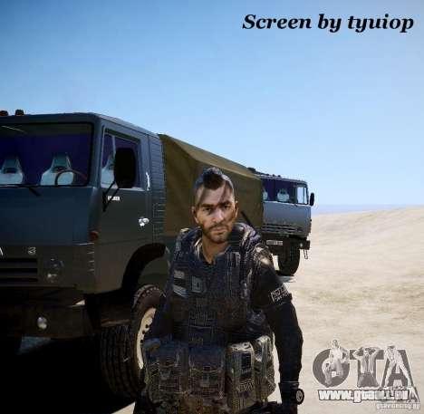 Modern Warfare 2 Soap pour GTA 4