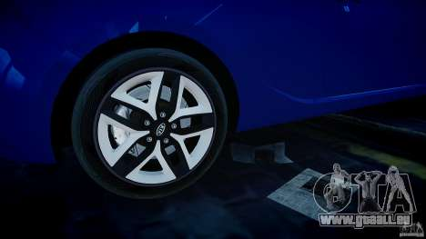 KIA Forte Koup für GTA 4 obere Ansicht