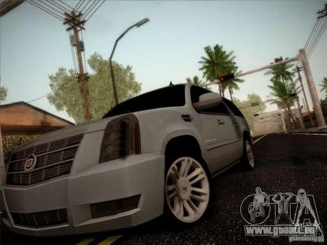 Cadillac Escalade ESV Platinum pour GTA San Andreas