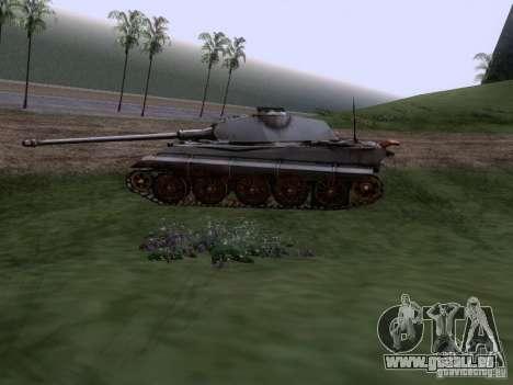 PZ VII Tiger II Royal Tiger VIB für GTA San Andreas linke Ansicht