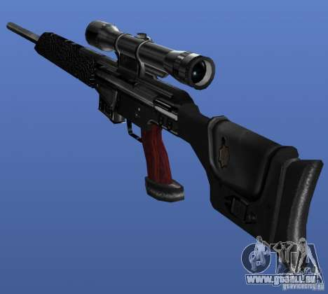 Weapons Retex pour GTA 4