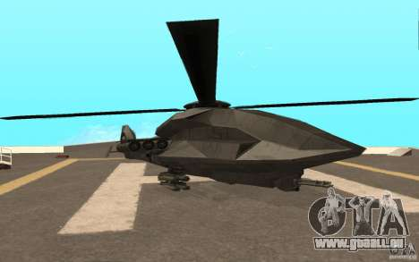 MQ Drone from BO2 für GTA San Andreas