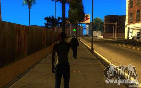Grande vue pour GTA San Andreas troisième écran
