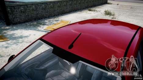 Ford Focus SVT pour GTA 4 Salon