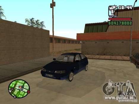 VAZ 21124 Coupe für GTA San Andreas