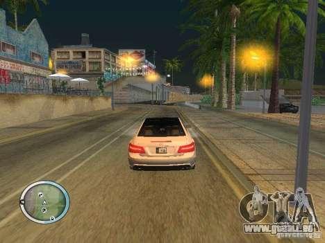 NEW GTA IV HUD 3 pour GTA San Andreas quatrième écran