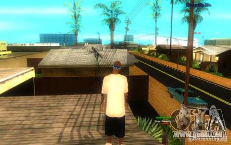 Neue Texturen von El Corona für GTA San Andreas zweiten Screenshot