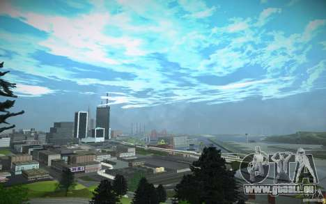 Timecyc für GTA San Andreas achten Screenshot
