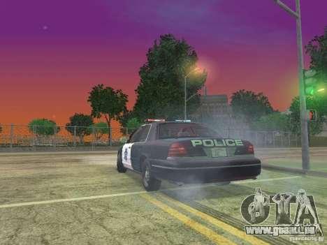 LowEND PCs ENB Config pour GTA San Andreas deuxième écran