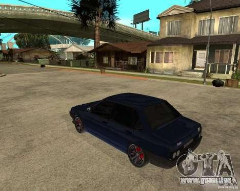 VAZ 21099 Tuning par Danil pour GTA San Andreas laissé vue