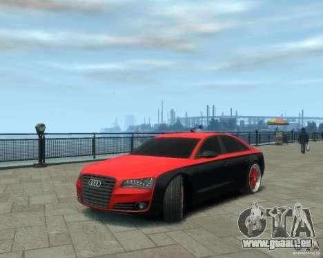 Audi A8 tuning für GTA 4