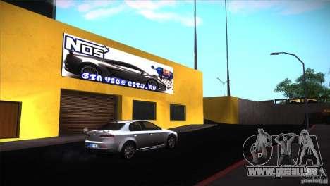 San Fierro Upgrade für GTA San Andreas siebten Screenshot