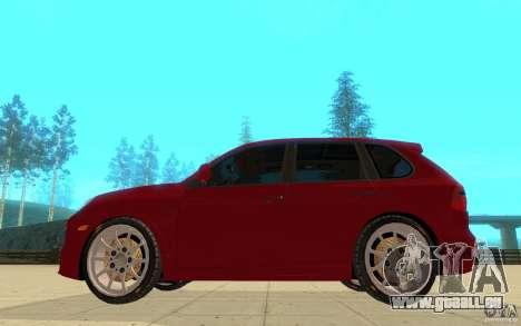 Wheel Mod Paket pour GTA San Andreas huitième écran