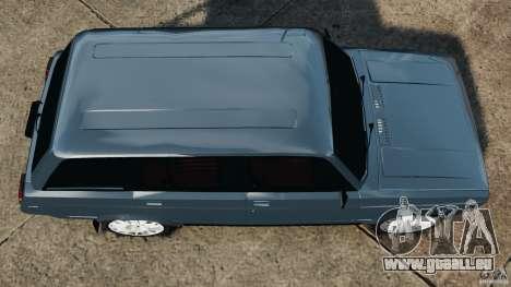 VAZ 2104 Tuning für GTA 4 rechte Ansicht