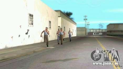 Banda Sholos de gta vcs pour GTA Vice City