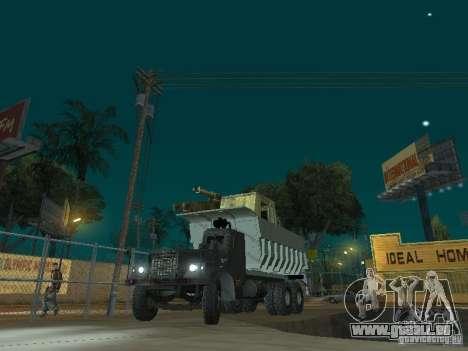 KrAZ-256 b 1-030 pour GTA San Andreas