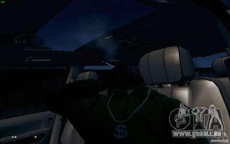 Realistische Zigarette für GTA San Andreas sechsten Screenshot