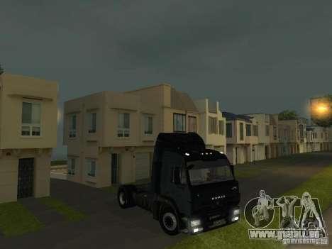 KAMAZ 1840 v2.0 pour GTA San Andreas