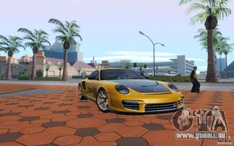 Advanced Graphic Mod 1.0 pour GTA San Andreas troisième écran