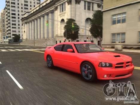 Dodge Charger SRT8 2006 pour GTA 4 est un droit