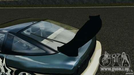 Nissan 240SX Time Attack für GTA 4-Motor