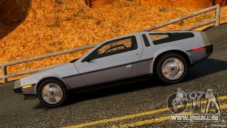 DeLorean DMC-12 1982 für GTA 4 linke Ansicht