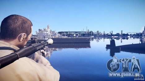 New RPG für GTA 4 Sekunden Bildschirm