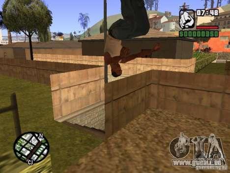 ACRO Style mod by ACID für GTA San Andreas zweiten Screenshot