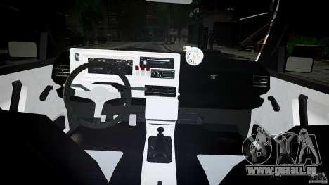 Volkswagen Golf 2 Low is a Life Style für GTA 4 Seitenansicht