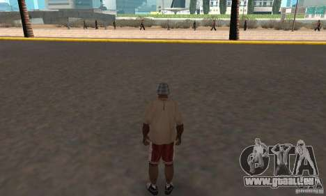 Nike Shoes für GTA San Andreas dritten Screenshot