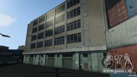 Tokyo Docks Drift für GTA 4 Zehntel Screenshot